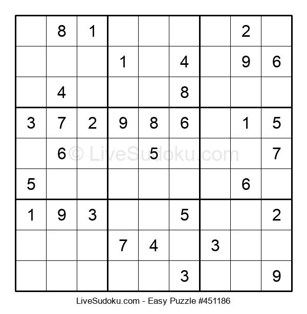 Beginners Puzzle #451186