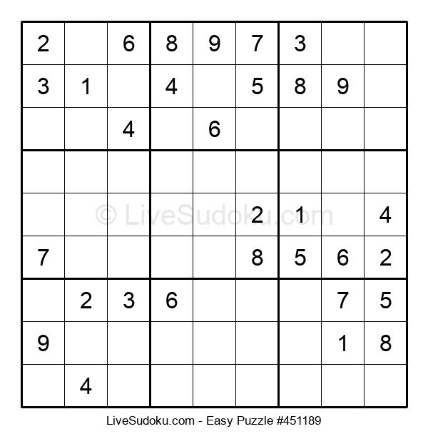 Beginners Puzzle #451189