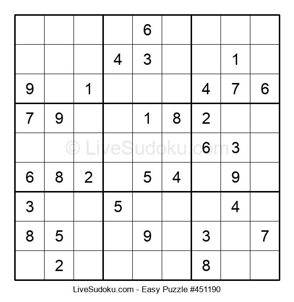Beginners Puzzle #451190