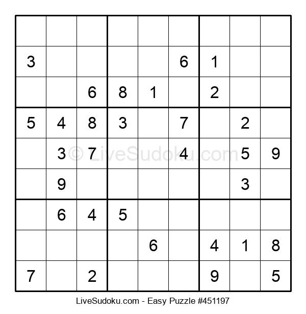 Beginners Puzzle #451197