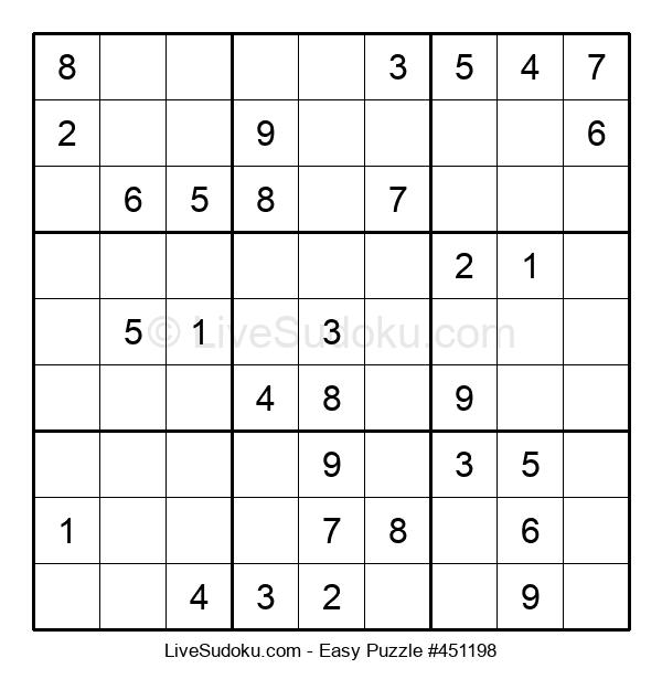 Beginners Puzzle #451198