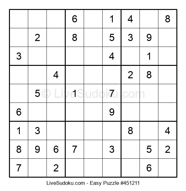 Beginners Puzzle #451211