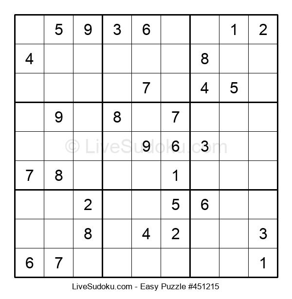 Beginners Puzzle #451215