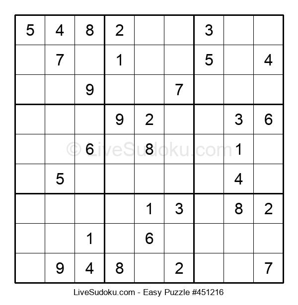 Beginners Puzzle #451216