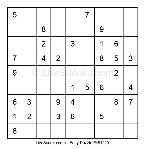 Beginners Puzzle #451229