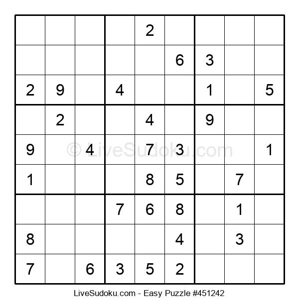 Beginners Puzzle #451242