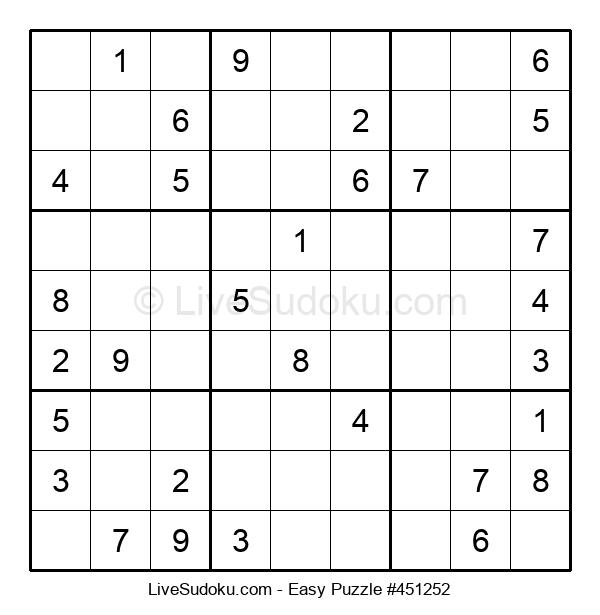 Beginners Puzzle #451252