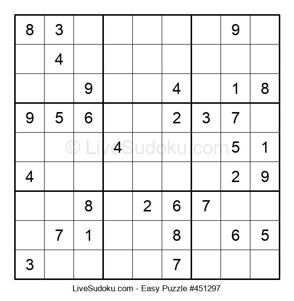 Beginners Puzzle #451297