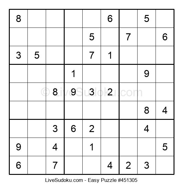 Beginners Puzzle #451305