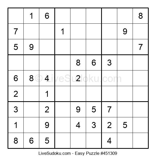 Beginners Puzzle #451309