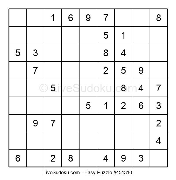 Beginners Puzzle #451310