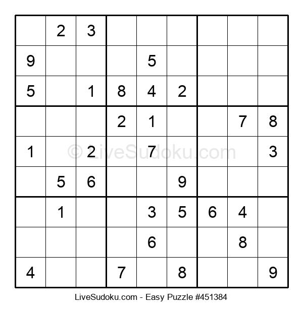 Beginners Puzzle #451384