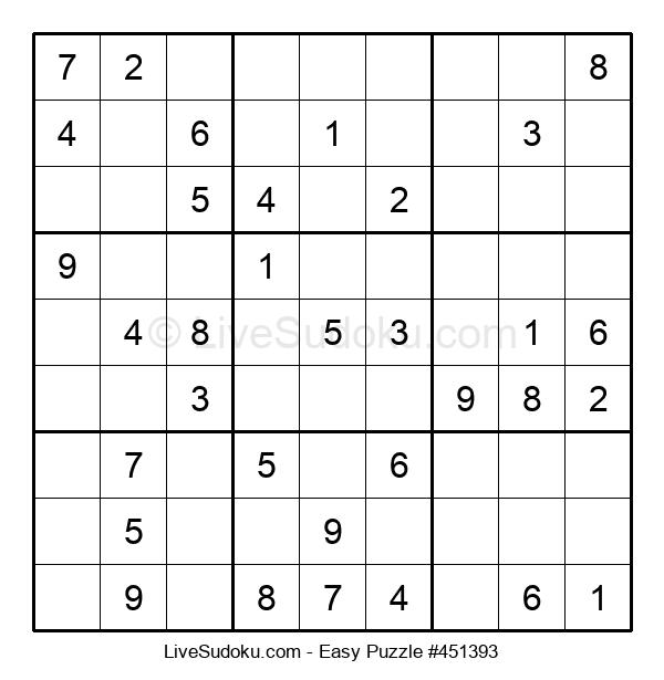 Beginners Puzzle #451393