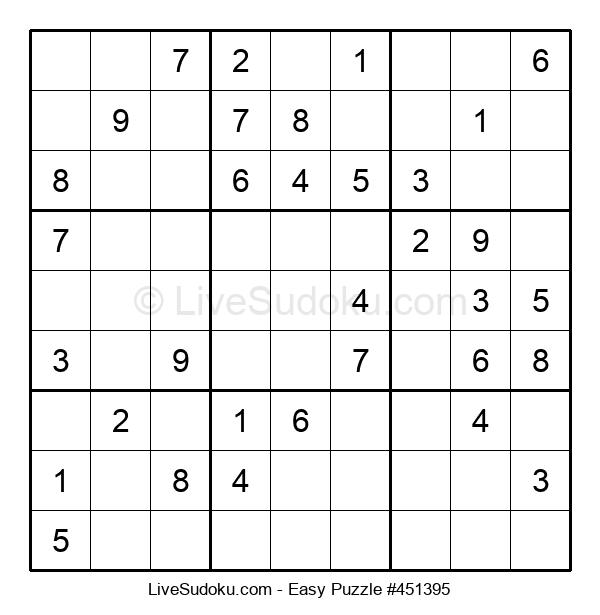 Beginners Puzzle #451395