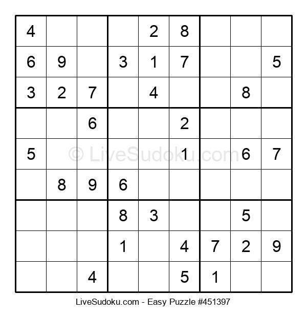 Beginners Puzzle #451397
