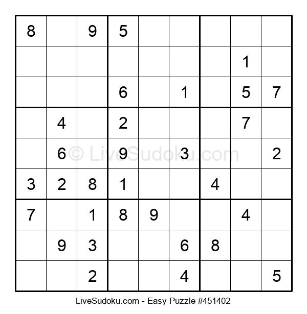 Beginners Puzzle #451402