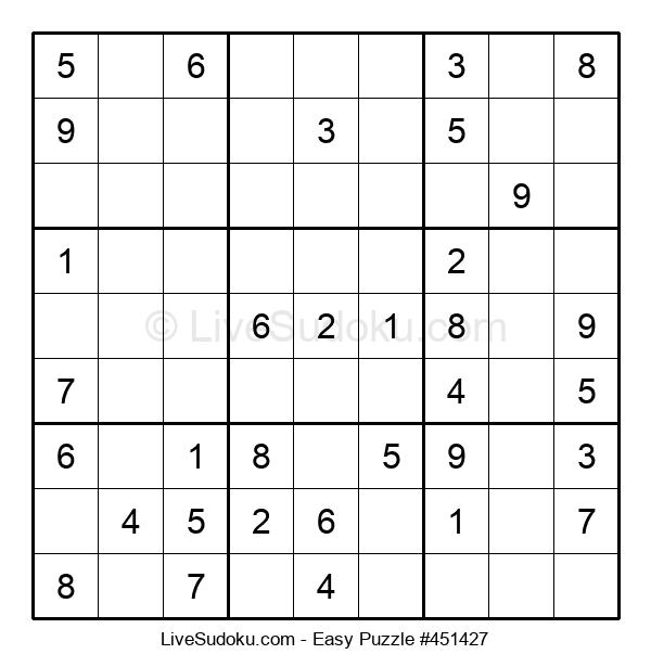 Beginners Puzzle #451427