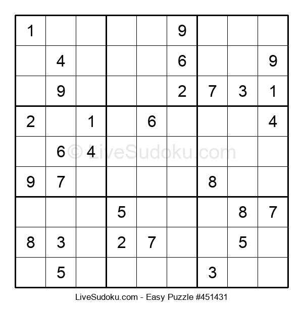 Beginners Puzzle #451431