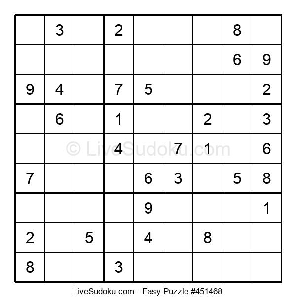 Beginners Puzzle #451468