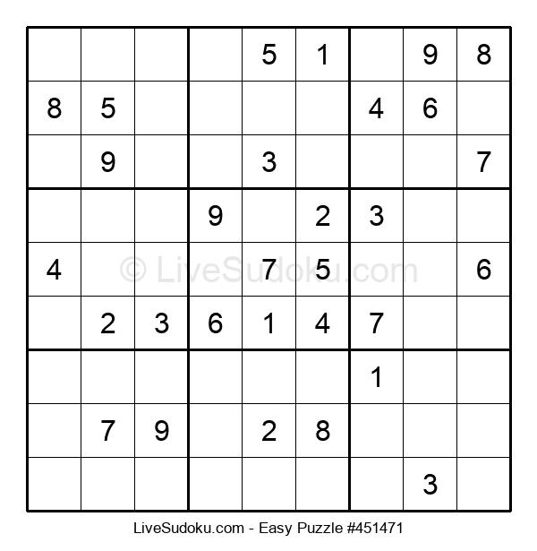 Beginners Puzzle #451471