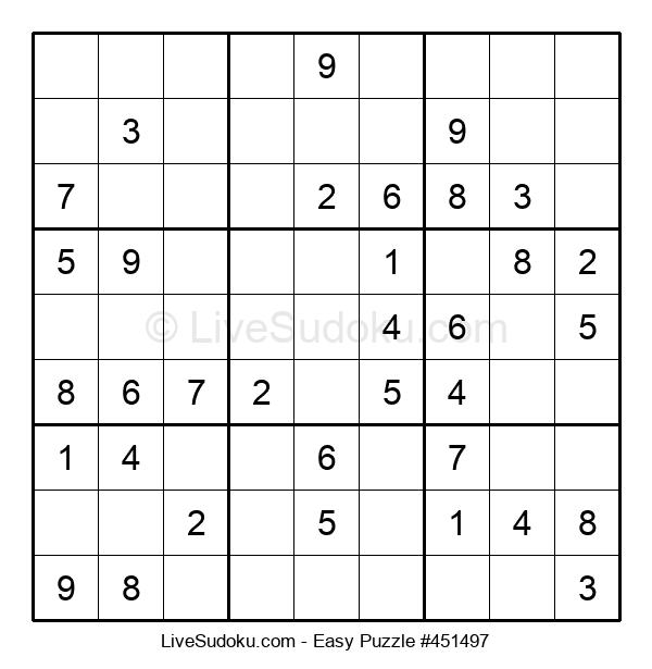 Beginners Puzzle #451497