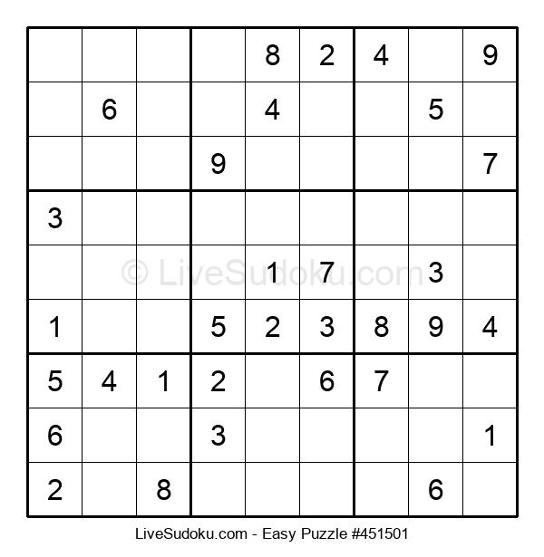 Beginners Puzzle #451501