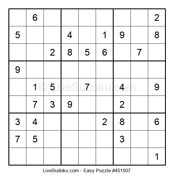 Beginners Puzzle #451507