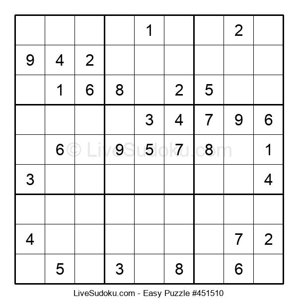 Beginners Puzzle #451510