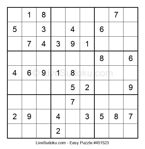 Beginners Puzzle #451523