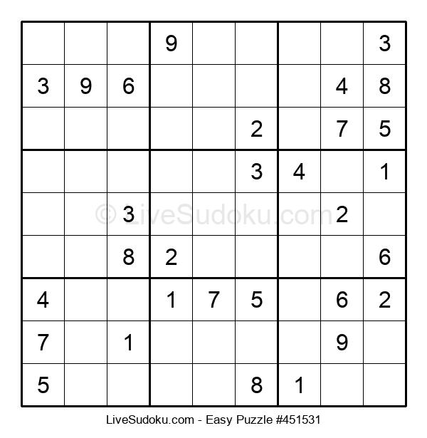 Beginners Puzzle #451531