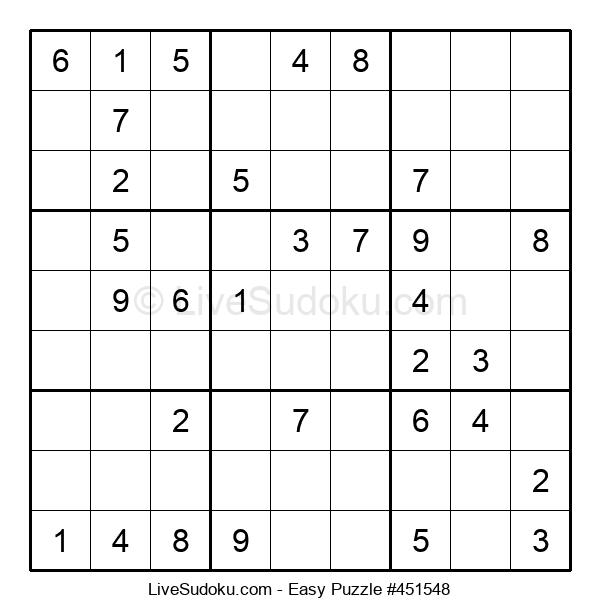 Beginners Puzzle #451548