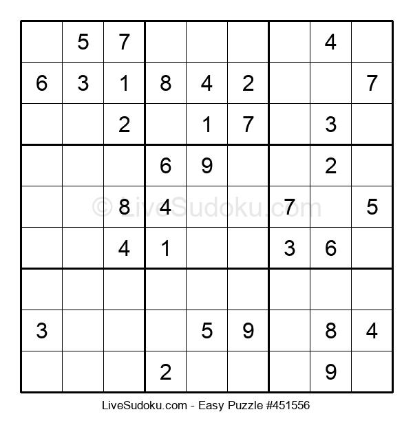 Beginners Puzzle #451556