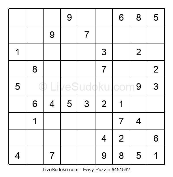Beginners Puzzle #451592