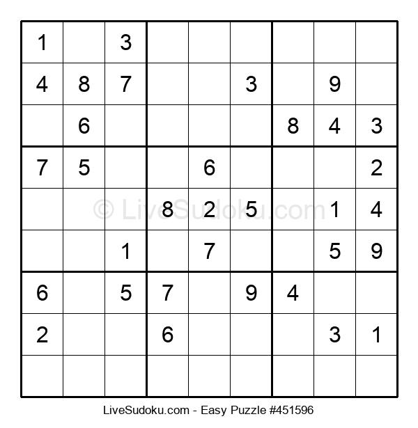 Beginners Puzzle #451596