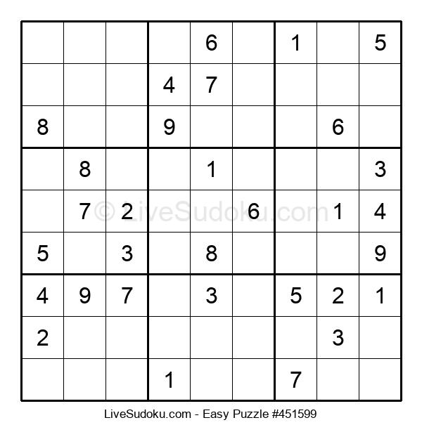 Beginners Puzzle #451599