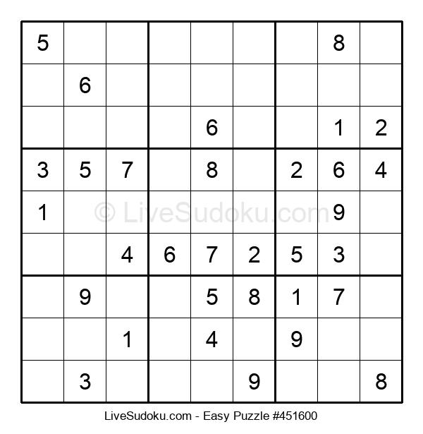 Beginners Puzzle #451600