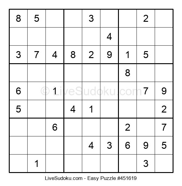 Beginners Puzzle #451619