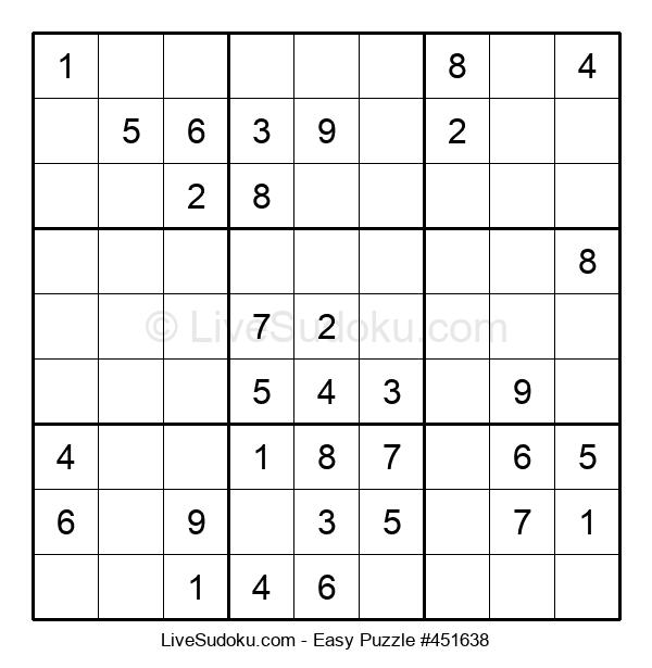 Beginners Puzzle #451638