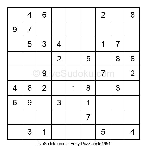 Beginners Puzzle #451654