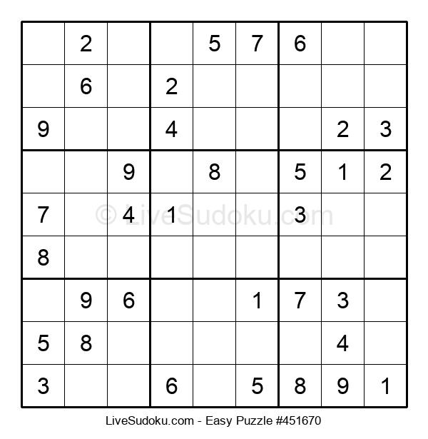 Beginners Puzzle #451670