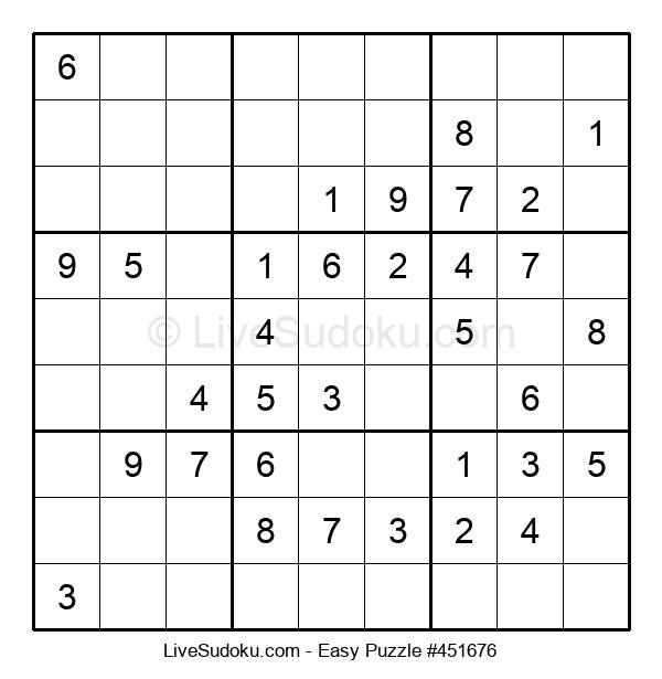 Beginners Puzzle #451676