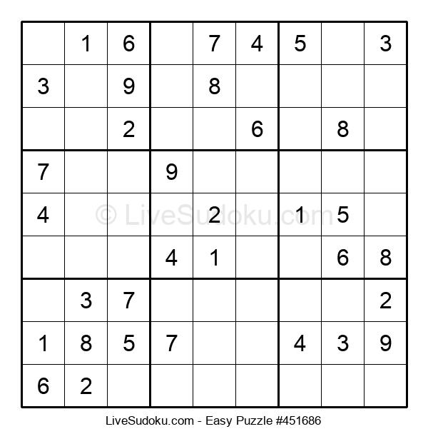 Beginners Puzzle #451686