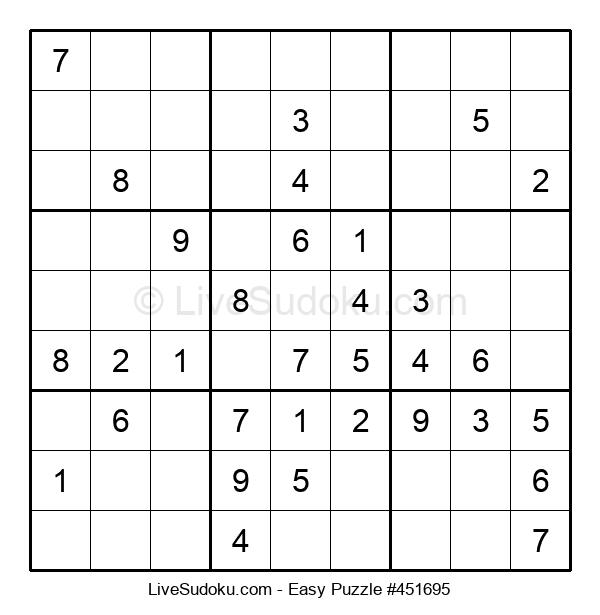 Beginners Puzzle #451695