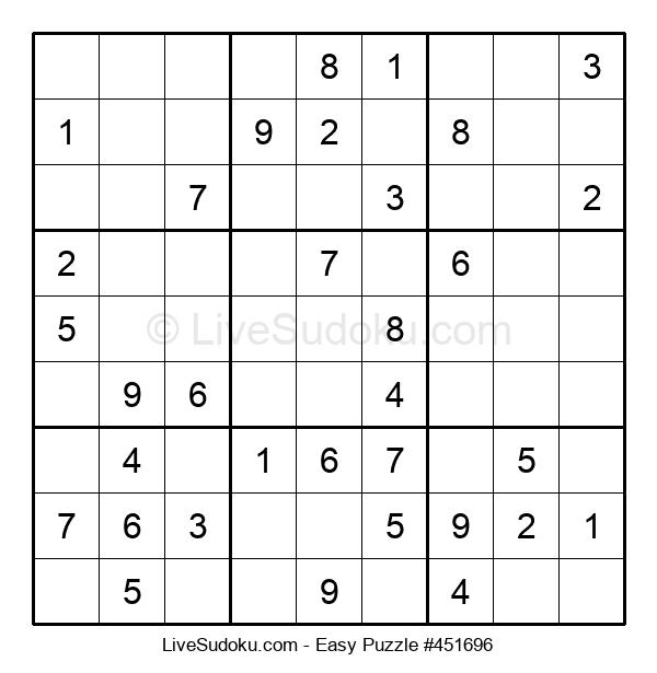 Beginners Puzzle #451696