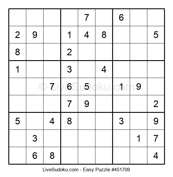 Beginners Puzzle #451709