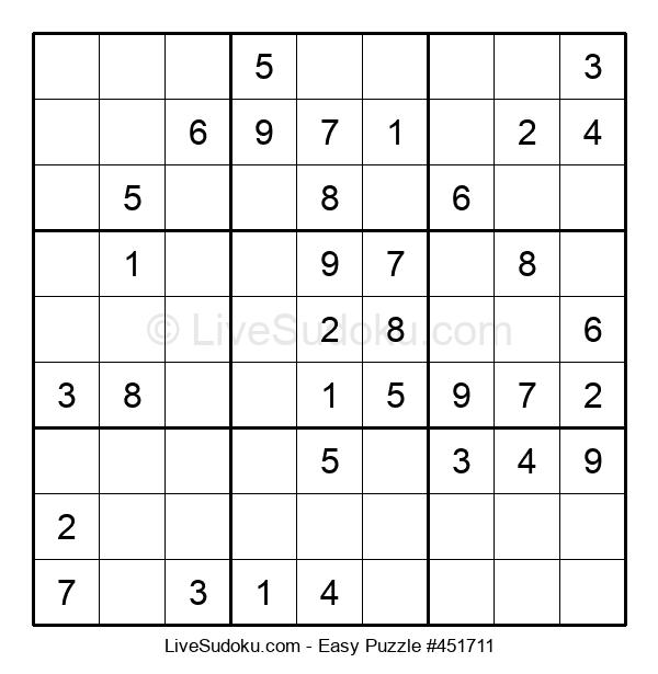 Beginners Puzzle #451711