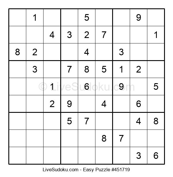 Beginners Puzzle #451719