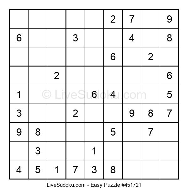 Beginners Puzzle #451721