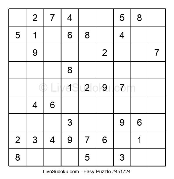 Beginners Puzzle #451724
