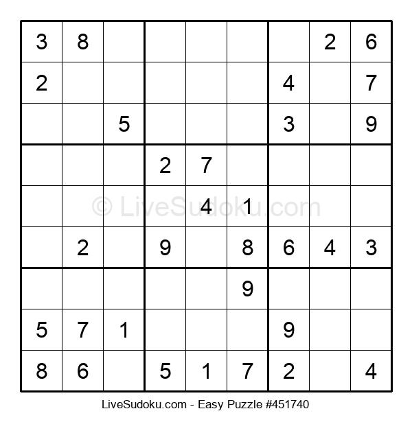 Beginners Puzzle #451740